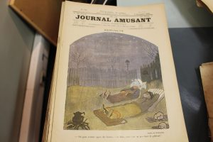 journal amusant